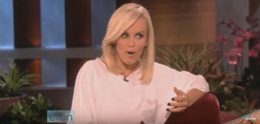 Jenny McCarthy on Ellen - autism and hbot