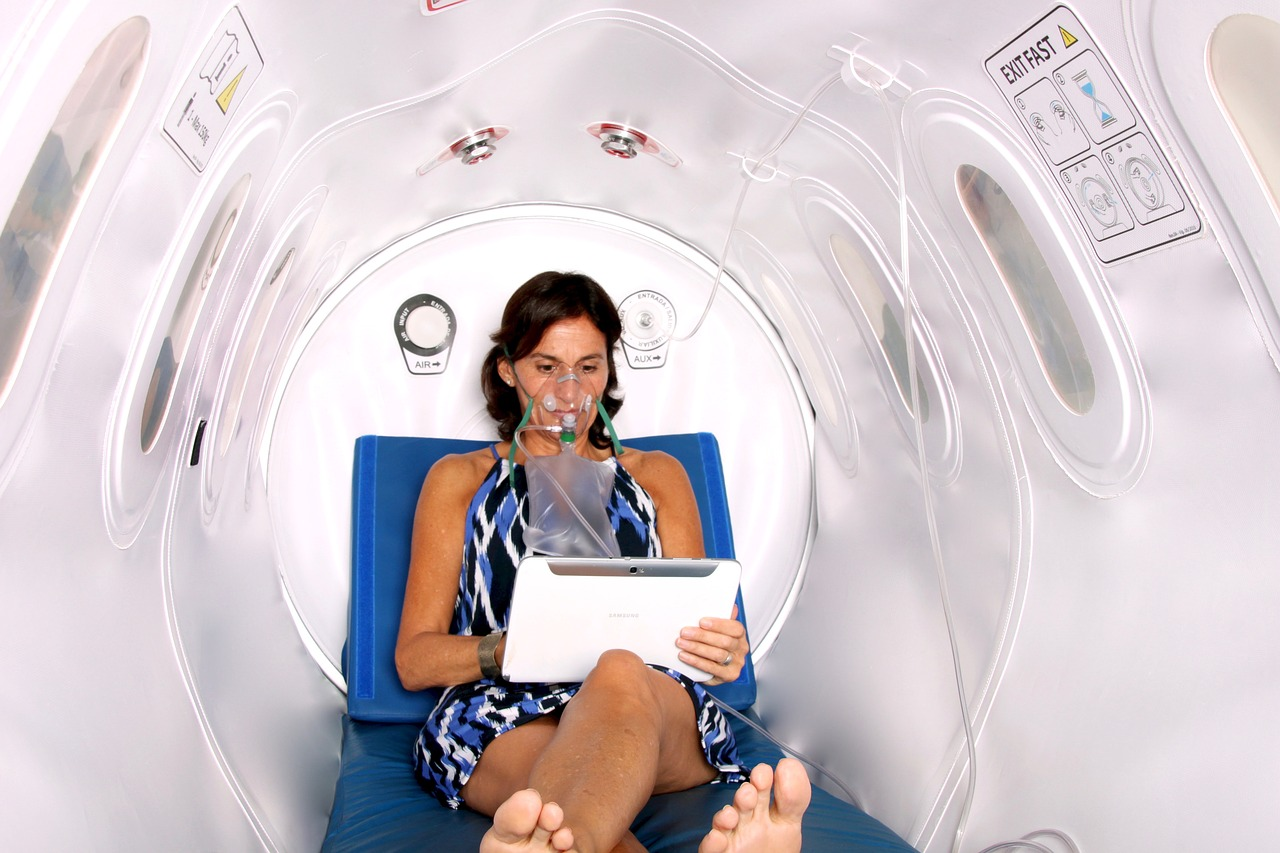 Personal Hyperbaric chambers